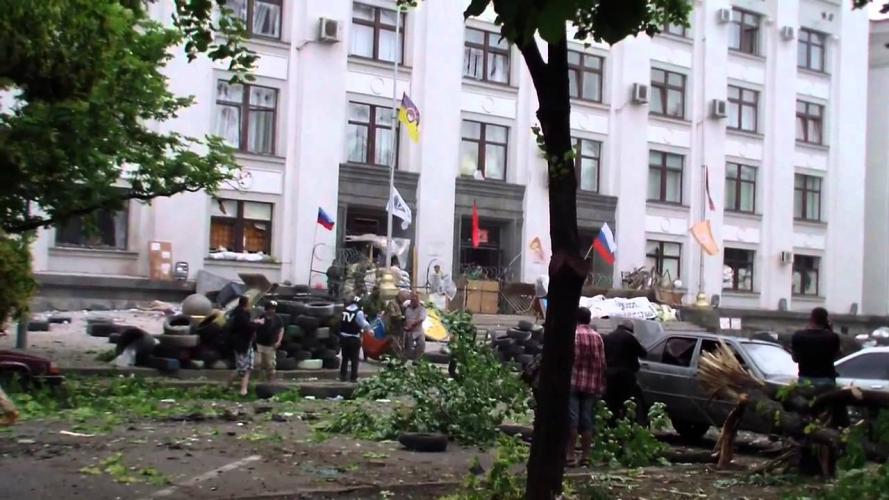 «Точка невозврата»: Удар террористов Киева по Луганск 2 июня 2014 года нельзя забыть